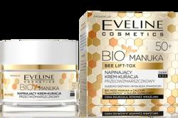 Eveline Cosmetics BIO Manuka Napinający krem-kuracja przeciwzmarszczkowy 50+ D/N 50ml