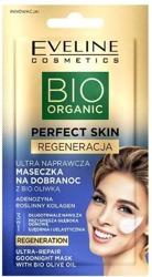 Eveline Cosmetics  BIO Organic Perfect Skin Regeneracja Ultranaprawcza maseczka na dobranoc z biooliwką 8ml