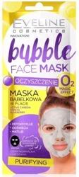 Eveline Cosmetics Bubble Bąbelkująca maska w płacie Oczyszczenie 1szt.