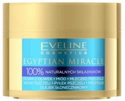 Eveline Cosmetics Egyptian Miracle Krem-ratunek do twarzy ciała włosów 7 składników 40ml