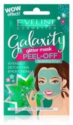 Eveline Cosmetics GALAXITY Glitter maseczka Detoksykująco-nawilżająca 10ml