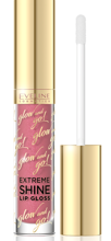 Eveline Cosmetics Glow&Go Lip Gloss Błyszczyk do ust 04 TRENDY CORAL