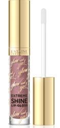 Eveline Cosmetics Glow&Go Lip Gloss Błyszczyk do ust 05 SPARKLING CARAMEL