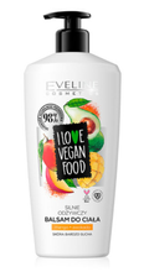 Eveline Cosmetics I LOVE VEGAN FOOD balsam do ciała Mango/Awokado 350ml