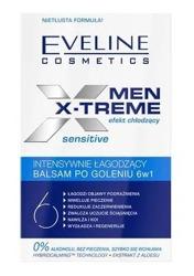 Eveline Cosmetics Men X-treme 6w1 Intensywnie łagodzący balsam po goleniu 100ml