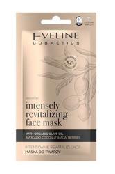 Eveline Cosmetics Organic Gold Intensywnie rewitalizująca maska do twarzy 8ml