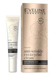 Eveline Cosmetics Organic Gold Przeciwzmarszczkowy krem pod oczy i na powieki 20ml