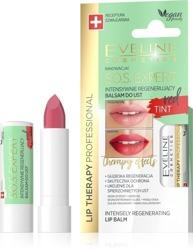 Eveline Cosmetics SOS EXPERT Balsam do ust Tint Red