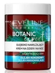 Eveline Cosmetics botanicEXPERT Głęboko nawilżający krem Olej kokosowy 100ml