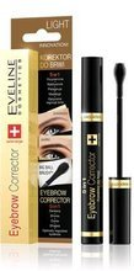 Eveline Eyebrow Corrector 5w1 Korektor do brwi Light 9ml