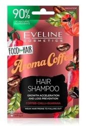 Eveline Food for Hair maska do włosów Aroma Coffee 20ml