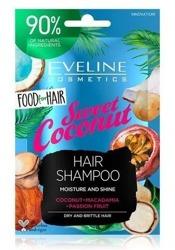 Eveline Food for Hair maska do włosów Sweet Coconut 20ml