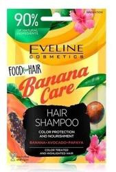 Eveline Food for Hair szampon do włosów Banana Care 20ml