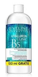 Eveline Hyaluron Clinic B5 Ultranawilżający płyn micelarny 3w1 500ml