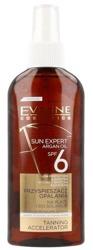 Eveline SunExpert  Argan Oil SPF6 Spray Przyspieszacz opalania 150ml