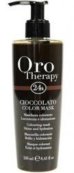 FANOLA Oro Therapy - Cioccolato Color Mask Maska koloryzująca do włosów 250ml