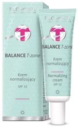 FLOSLEK Balance T-zone Krem normalizujący SPF10 50ml