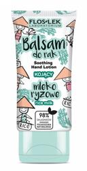 FLOSLEK hand care balsam do rąk Mleko Ryżowe 40ml