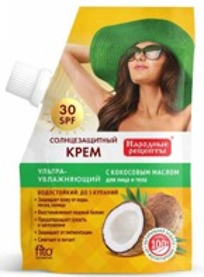 Fitokosmetik Krem do twarzy i ciała z filtrem SPF30 50ml