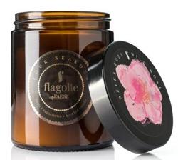 Flagolie by PAESE świeca zapachowa Dzika Róża 120g
