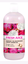 Fresh Juice Żel Pod Prysznic Dragon Fruit&Macadamia 500ml