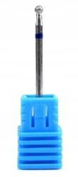 Frez Diamentowy Kulka do manicure 2,2mm