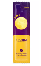 Frudia Blueberry Honey Overnight Mask Całonocna nawilżająca maska do twarzy 5ml