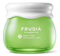 Frudia Green Grape Pore Control Cream Krem wyrównujący gospodarkę hydrolipidową 55g