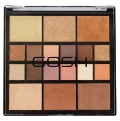 GOSH Grab&Go 001 Get ready to glow Paleta do makijażu