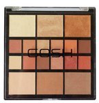 GOSH Grab&Go Paleta do makijażu 002 From dusk till dawn