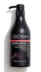 GOSH Vitamin booster Szampon do włosów 450ml