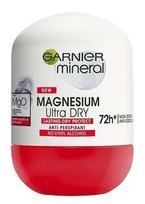 Garnier Deo Invisible Magnesium Ultra Dry Antyperspirant roll-on 72h 50ml