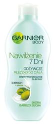 Garnier Intensive 7 Days Odżywcze mleczko do ciała 400ml