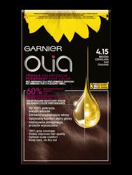 Garnier OLIA Farba do włosów 4.15 Mroźna czekolada