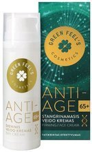 Green Feel's ANTI-AGE krem 65+ 50ml