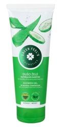 Green Feel's Żel pod prysznic z ekstraktem z aloesu i ogórka 250ml