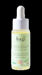 HAGI Serum cera mieszana Green Tea/Jasmine 30ml