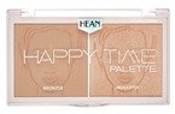 Hean Happy Time Paleta do konturowania 02 SUNNY