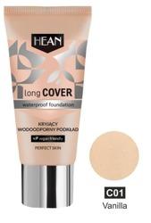 Hean Long Cover podkład kryjący C01 30ml