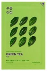 Holika Holika Mask Sheet Pure Essence Green Tea - Maseczka do twarzy w płachcie z ekstraktem z zielonej herbaty 20ml