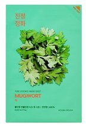 Holika Holika Pure Essence Mask Sheet Mugwort Maska w płachcie 23ml