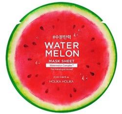 Holika Holika Water Melon - Mask Sheet Ujędrniająca maseczka w płachcie 25ml