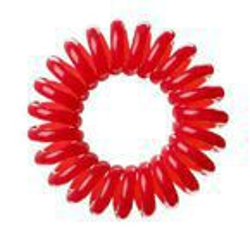 INVISIBOBBLE Czerwona gumka do włosów, 1 sztuka