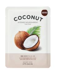 ITS Skin The Fresh Mask Sheet Coconut Odżywcza maska do twarzy w płachcie 20g