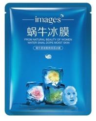 Images Maska w płachcie Water snail