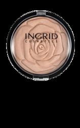 Ingrid HD Shimmer Powder Compact - Puder rozświetlający 25g
