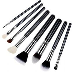 Jessup Brushes Set T120 Zestaw 8 pędzli do makijażu