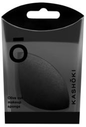 KASHŌKI Olive Cut Czarna Gąbka do makijażu