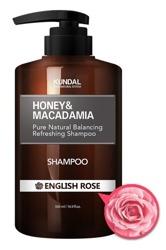 KUNDAL Hair Shampoo Szampon do włosów ENGLISH ROSE 500ml