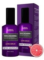 KUNDAL Macadamia Ultra Serum Pink Grapefruit Serum do włosów Różowy grapefruit 100ml